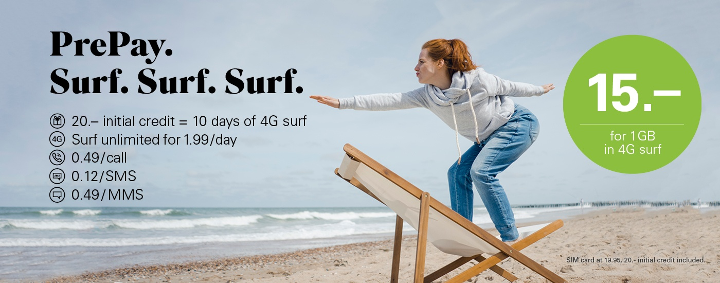 Surf Karte.Salt Mobile Prepay No Contract No Monthly Fee No Hidden Costs